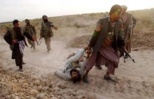Northern Alliance troops inhumane actions in Afghanistan